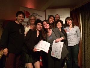 Jury et gagnants PDLA