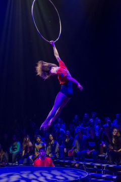 Crédits photo: Impro Cirque, avec Alex Royer